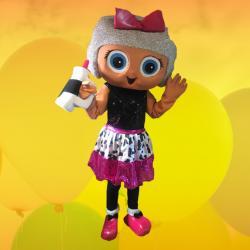 LOL Doll Glitter Diva