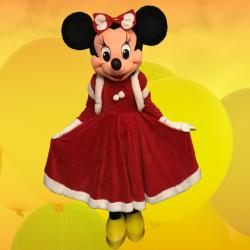 Minnie Mouse plain clothes - pic to follow
