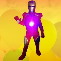 Mini Me Ironman Replica