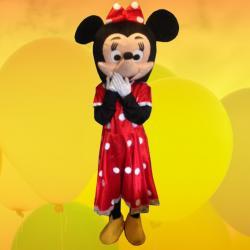 Mini Me Minnie Mouse Replica