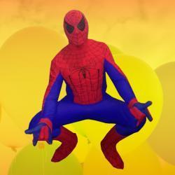 Mini Me Spiderman Replica