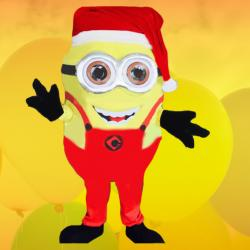 Mini Me Christmas Minion Replica